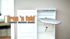 wall mount ironing board cabinet white wall ironing board cabinet charming white wooden cabinet fold down