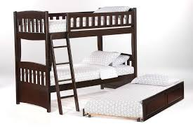 Twin Over Double Bunk Bed Finelymade Furniture - Double and twin bunk bed