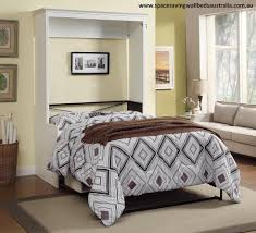 Space Saving Queen Bed Frame Space Saving Wall Beds Australia Melbourne Do It Yourself U0026 Save