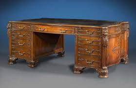 partners desk antique antique furniture