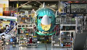 boeing retools renton plant with automation for 737 u0027s big ramp up