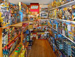 legos red balloon toy shop