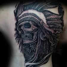 80 indian skull designs for cool ink ideas