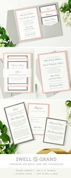 diy pocket wedding invitations best 25 pocket wedding invitations ideas on