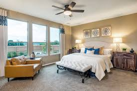 Universal Design Bedroom New Homes For Sale In Universal City Tx Copano Ridge Community
