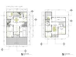 eco friendly house plans cabin plans sloping roof design eco