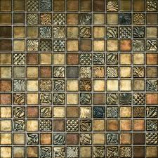 Bathroom Mosaic Tile Designs by Glass Mosaic Tiles Picture U2013 Contemporary Tile Design Magazine