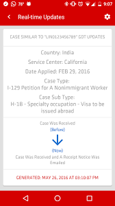 uscis case status android apps on google play
