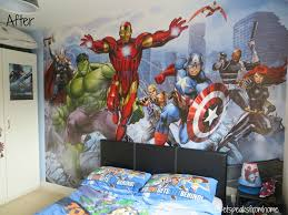 dulux avengers assemble mural review et speaks from home