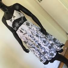 summer dress by uniti casual 100 cotton made in india uniti
