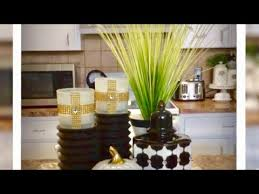 kitchen island decorating easy fall diy coffee bar tea station and diy kitchen