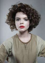 gorgeous haircut for curly hair 2015 chic short hairstyles for