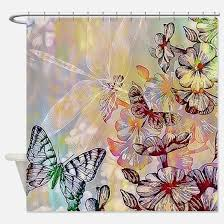 Bright Shower Curtains Bright Shower Curtains Cafepress