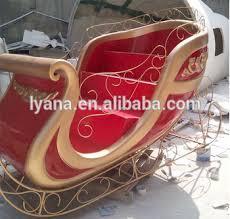 santa sleigh for sale santa sleigh for sale christmas santa sleigh buy christmas