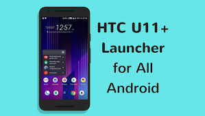 apk laucher htc u11 plus launcher apk for all android themefoxx
