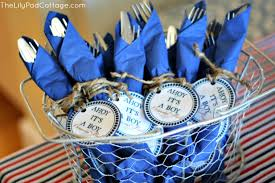 boy baby shower ideas ahoy it s a boy baby shower the lilypad cottage