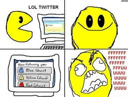 Pac Man Meme - rage guy meme pacman funny pinterest meme and rage comics