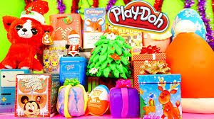 Where To Buy Blind Boxes Play Doh Eggs Surprise Toys Christmas Videos Special Blind Boxes