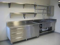 commercial kitchen cabinets stainless steel commercial stainless steel kitchen cupboardindustrial inox steel