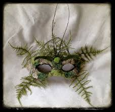 halloween contacts usa green man halloween sca fair nature spirit mask with fern and