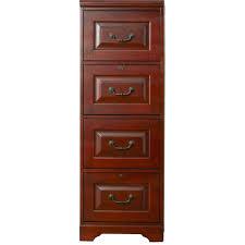 Wooden 4 Drawer Vertical File Cabinet wood file cabinet 4 drawer