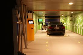 parking garage page 4 park it here robotic parking system entry exit terminal lighting requirements in the evening