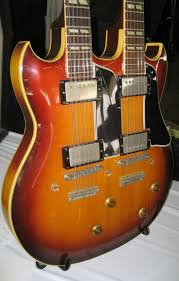 1957 1962 gibson eds 1275 double twelve 12 double neck guitars