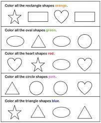 free printable preschool worksheets for age 3 u0026 4