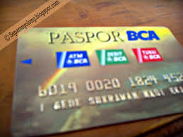bca gold card ga sekedar bank