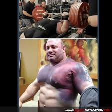 Ronnie Coleman Bench by Beast Motivation U2013 Scott Mendelson After He Tore His Pec Trying