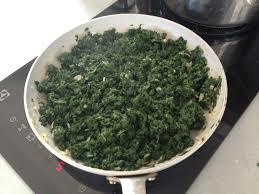 cuisiner les orties lasagne aux orties la cuisine de francesco