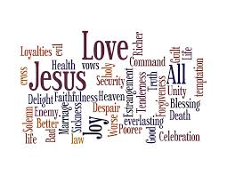 marriage homily generalities wedding words and a wordle a homily with