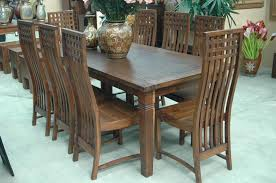 Teak Wood Dining Tables Teak Dining Room For Dining Room Teak Wood Table And Chairs