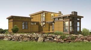 build a modern green house with lindal cedar homes inhabitat