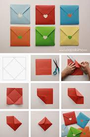 cómo hacer sobres de papel originales http papelisimo es como