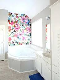bathroom wallpaper ideas uk bathroom wallpaper designs add color to your bathroom with this