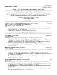best resume for recent college graduate best resume template for recent college graduate best resume