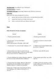 english teaching worksheets lesson plans