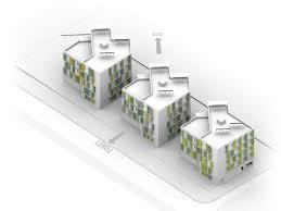 Atelier Tarabusi  Three Sustainable Apartment Blocks  Divisare - Sustainable apartment design
