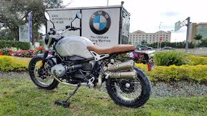 bmw motorcycle scrambler new 2017 bmw r nine t scrambler motorcycles in miami fl