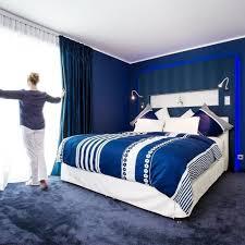 Wohnideen Schlafzimmer Beige Gemütliche Innenarchitektur Schlafzimmer Modern Wand Blau Wohnen