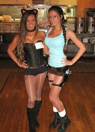 Hooters Costume Halloween 69 Diy Images Halloween Ideas Costumes