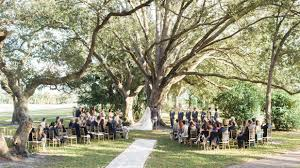 halloween city davie florida couple weds in charming florida garden southern living