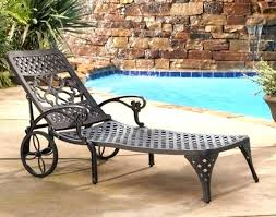 Chaise Lounge Cushion Sale Wrought Iron Chaise Lounge U2013 Mobiledave Me