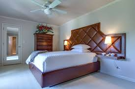 Traditional Master Bedroom - ceiling fan traditional master bedroom with high ceiling crown