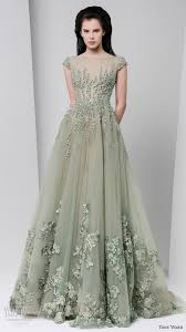 green dresses for weddings tony ward fall 2016 ready to wear dresses wedding inspirasi