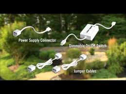 how to install cabled indoor and outdoor lighting strips the