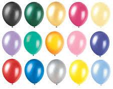 metallic balloons metallic balloons ebay