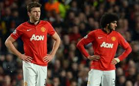bid farewell u set to bid farewell to carrick and fellaini black