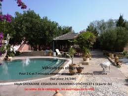 chambres d hotes fec villa grenadine 7 bedrooms 5 bathrooms breakfast included swimming